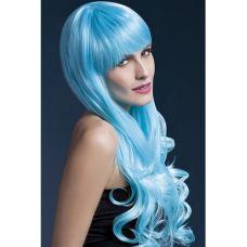 Emily Wig - 2-Tone Blue