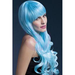 Emily Wig 2 Tone Blue