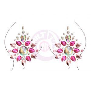 Phoenix Adhesive Nipple Jewels Sticker