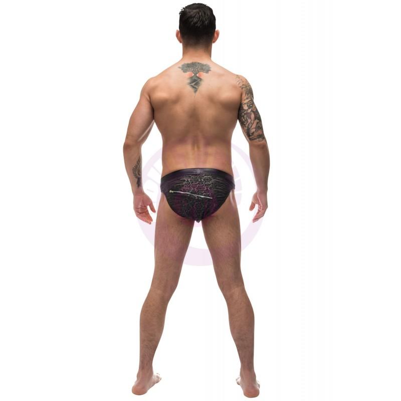 2x Zip Bikini - Extra Large