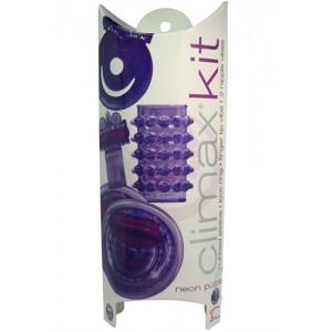Climax Couples Kit - Purple