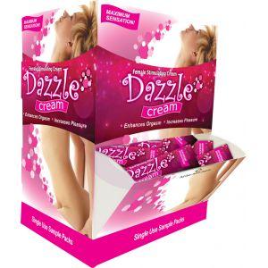 Dazzle Cream 50 Pc. Sample Display