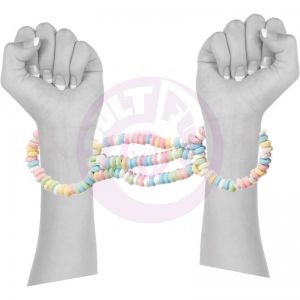 Candy Cuffs 1.59 Oz