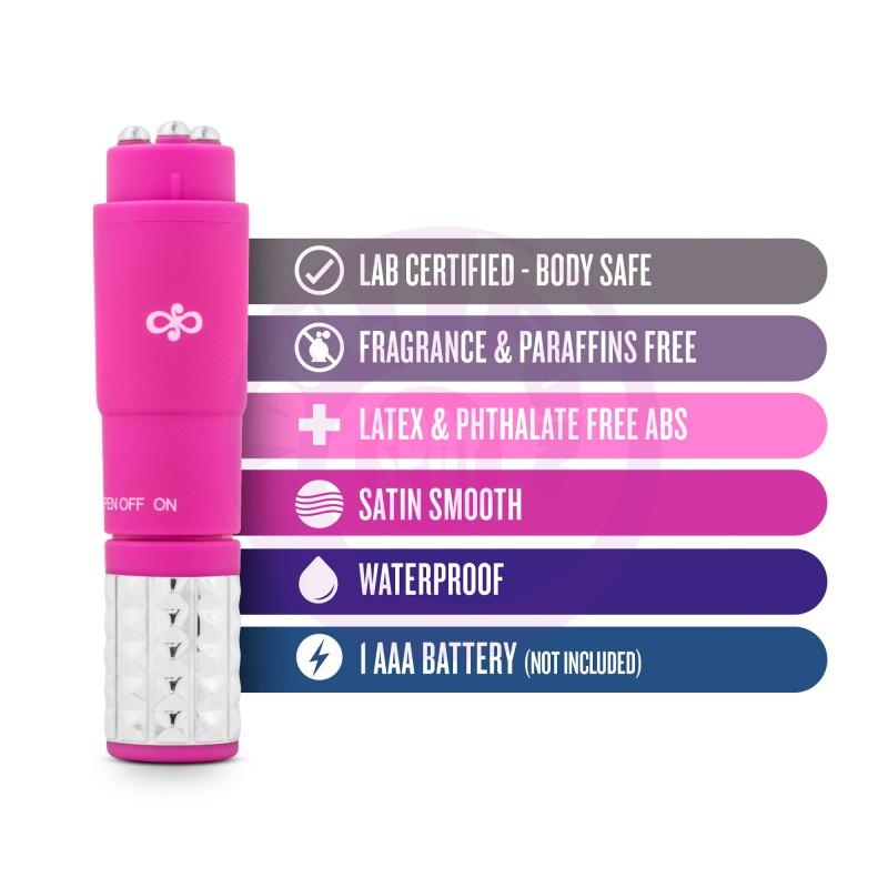 Revitilize Personal Massager - Pink