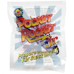 Pocket Rocket Jr - Blue