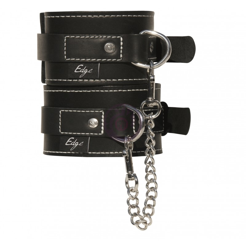 Edge Leather Ankle Restraints