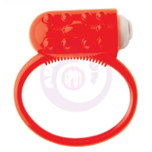 Trinity Wireless Cock Ring - Red