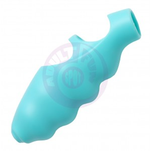 Ripples Finger Bang-Her Vibe - Teal