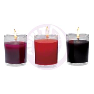 Flame Drippers Candle Set Designed for Wax Play