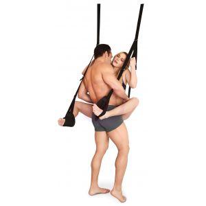 Naughty Couples Door Swing