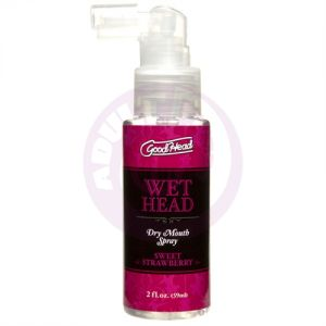 Good Head Wet Head 2 Oz - Sweet Strawberry