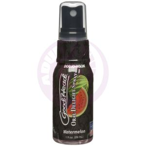 Goodhead - Oral Delight - 1 Fl. Oz. Spray -  Liquid Watermelon