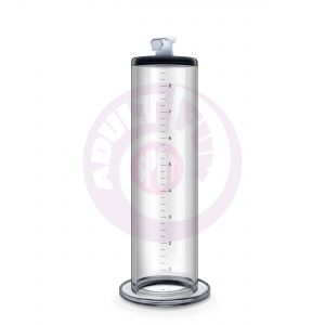 Performance – 9 Inch X 2 Inch Penis Pump Cylinder  – Clear