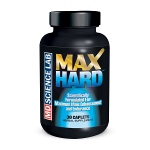 Max Hard 30 Ct Bottle