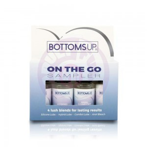 Bottoms Up on-the-Go Sampler - 4 1 Fl. Oz. Bottles