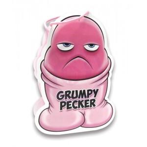 Grumpy Pecker Paper Gift Bag