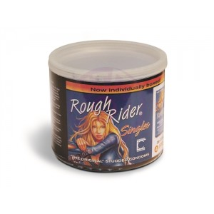 Rough Rider Singles 40 Ct Jar