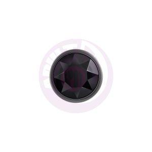 Black Gem Anal Plug - Small
