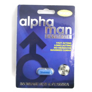 Alphaman Extreme 3000 - Single Pill