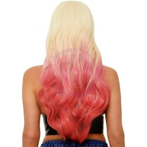 26 Inch Beachy Waves Ombre Wig