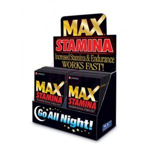 Max Stamina 24/ 2 Pk Display