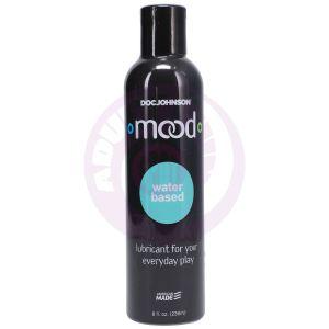 Mood - Water Based Lube - 8 Fl. Oz. / 236ml