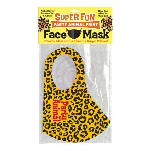 Super Fun Party Animal Mask