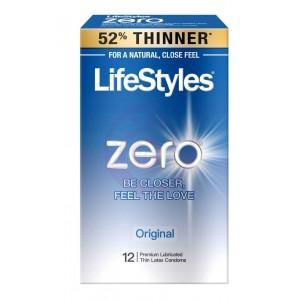 Lifestyle Zero Original 12 Pk