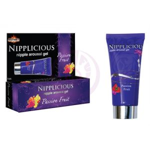 Nipplicious - 1. Fl. Oz. - Passion Fruit - Boxed