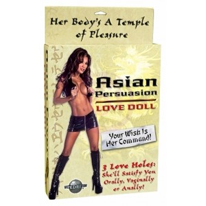 Asian Persuasion Love Doll