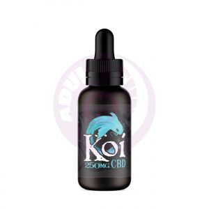 Blue Koi - Blue Raspberry Dragon Fruit - 250mg