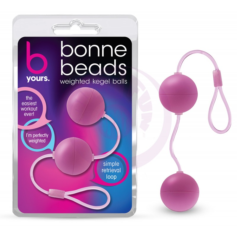 B Yours - Bonne Beads - Pink
