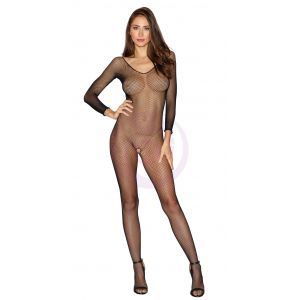 Bodystocking - One Size - Black