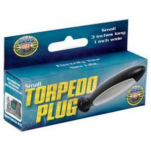 Electrosex Torpedo Plug Small