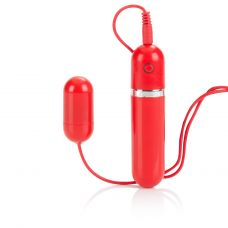 10-Function Adonis Vibrating Strokers - Red