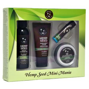 Hemp Seed Mini Mania Travel Set - Guavalava