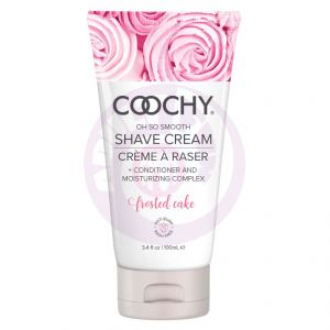 Coochy Shave Cream - Frosted Cake - 3.4 Oz