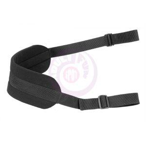 Doggie Style Strap - Plus Size - Black