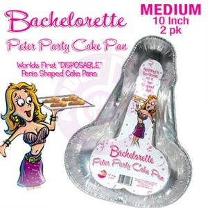 Peter Party Cake Pan 2 Pack - Medium