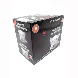 White Panther Male Enhancement 30 Ct Display
