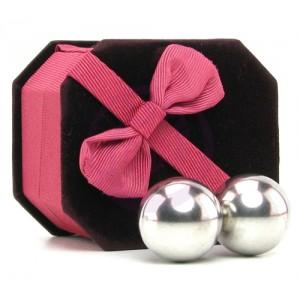Sirs Geisha Balls - Medium - Silver