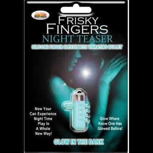 Glow in the Dark Frisky Finger