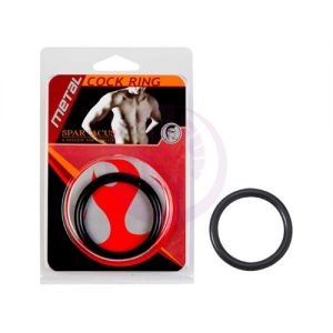 "Steel C-Ring - 1.75"" - Black"