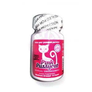 Pink Pussycat - 6 Count Bottle