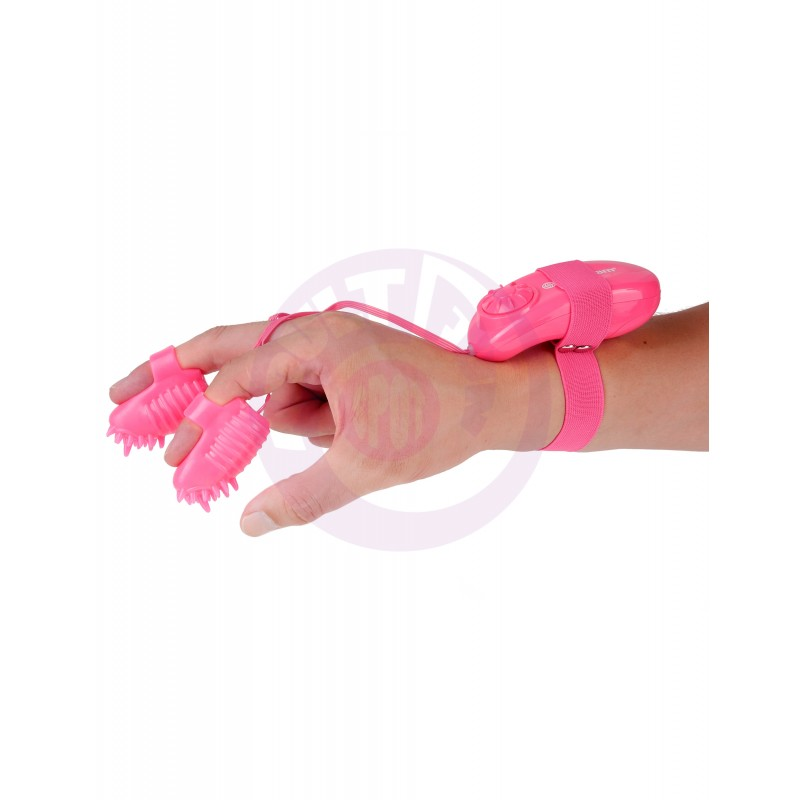 Neon Magic Touch Finger Fun - Pink