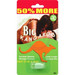 Big Kangaroo Single