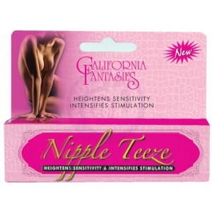 Nipple Teeze - 0.5 Oz. Tube - Boxed