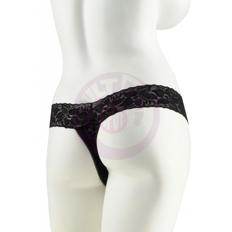 Fetish Fantasy Series Limited Edition Control Vibrating Panties - Plus Size