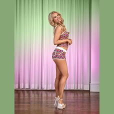Exposed Pride Tank Top & Short Set Queen Size - Multicolor
