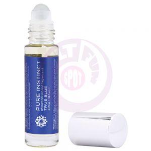 Pure Instinct Pheromone Fragrance Oil True Blue - Roll on 10.2 ml | 0.34 Fl. Oz